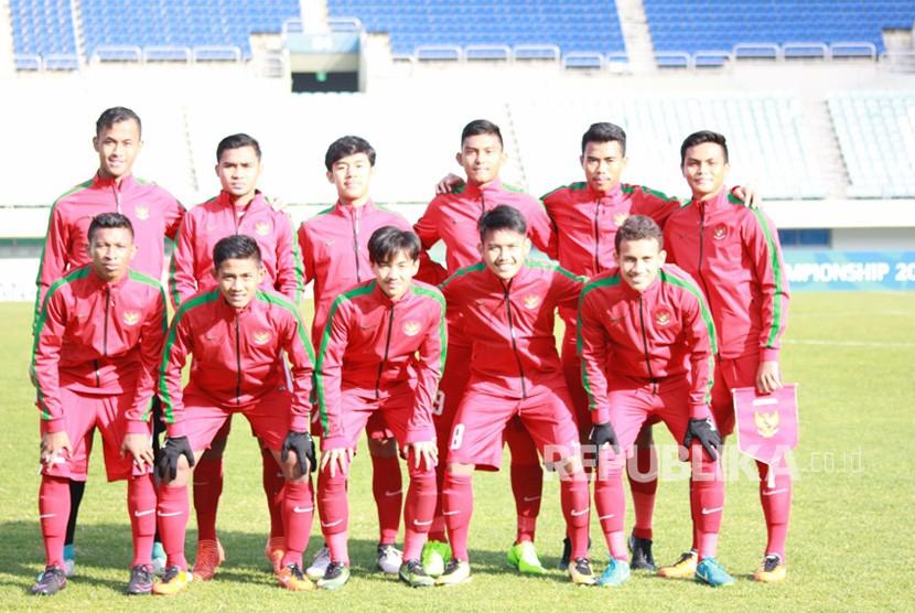 Timnas U-19 Indonesia Kini Incar Posisi Runner-up