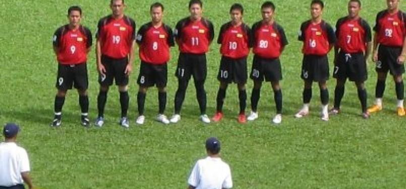 Timnas U23 Brunei Darussalam (ilustrasi)