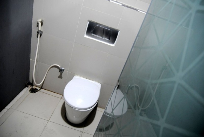 Toilet (ilustrasi)