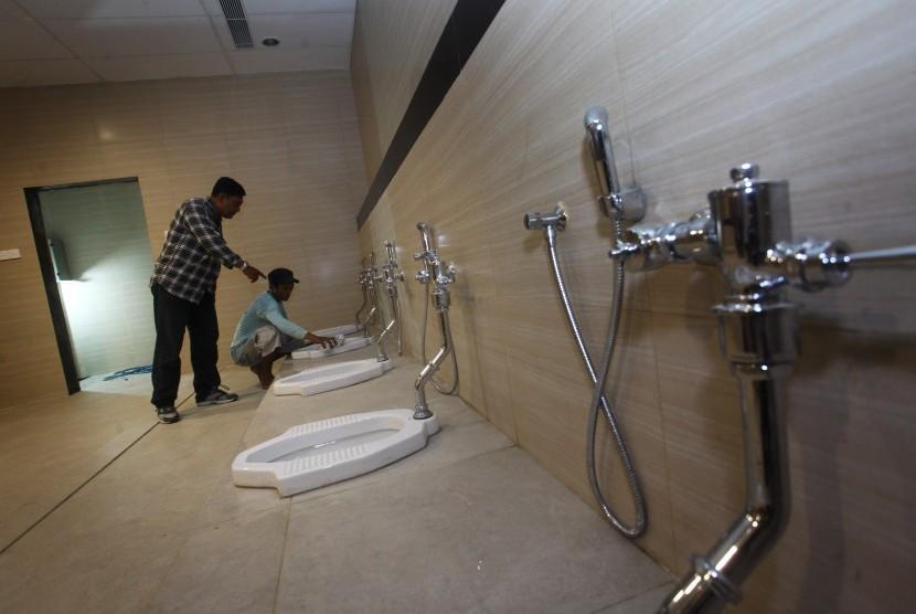 Toilet Bawah Tanah di Yogyakarta Miliki Sarana untuk Difabel