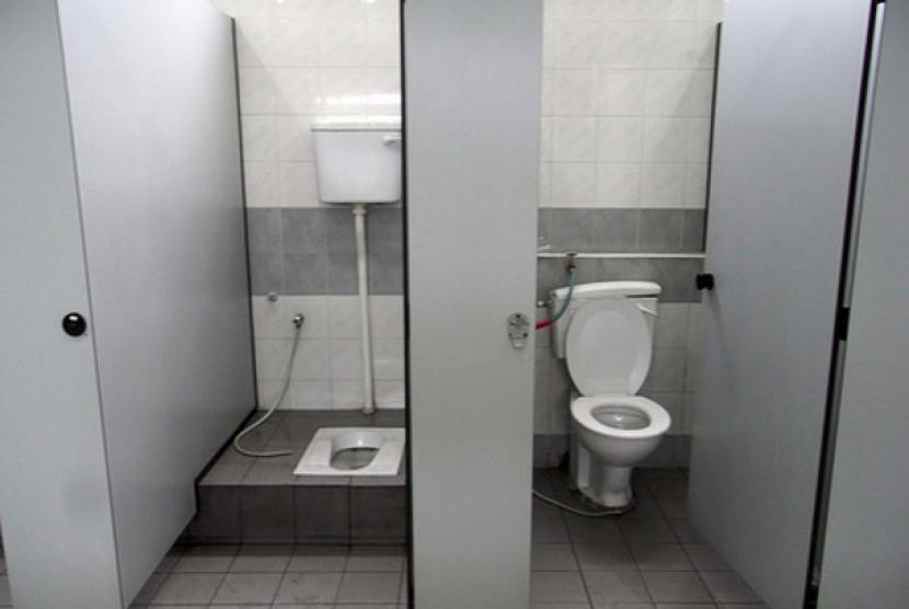 Toilet Umum (ilustrasi)