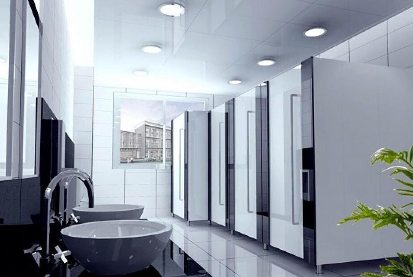 Terhindari Dari Bakteri Begini Cara Gunakan Toilet Umum