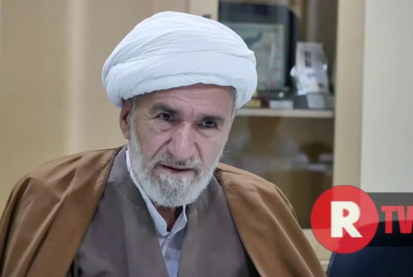 Tokoh Agama Iran Muhammad Amin Rasti