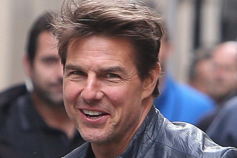 Tom Cruise Dapat Penghargaan Cinemacon 2018