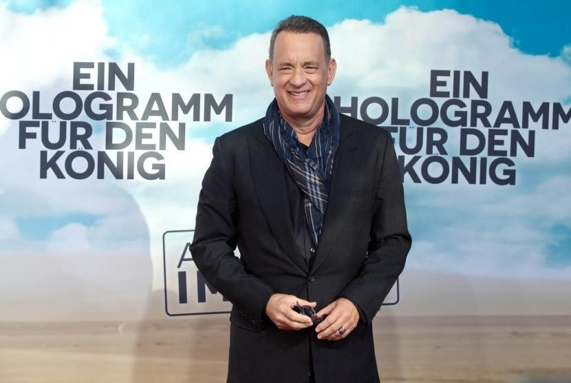 Tom Hanks Kembali Sebagai Robert Langdon dalam Inferno