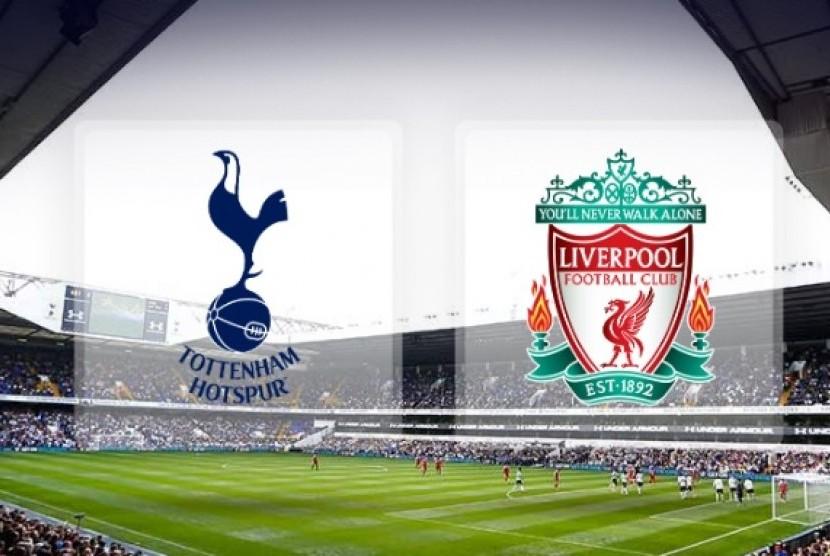 Ini Susunan Pemain Tottenham Vs Liverpool