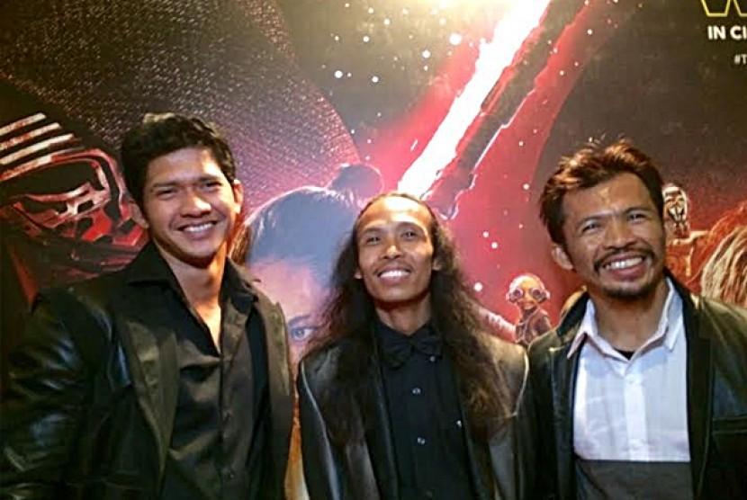 Trio The Raid, Iko Uwais, Yayan Ruhian, dan Cecep Arif Rahman