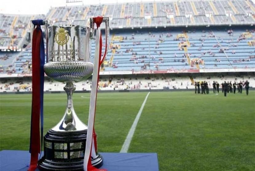 Trofi Copa del Rey.