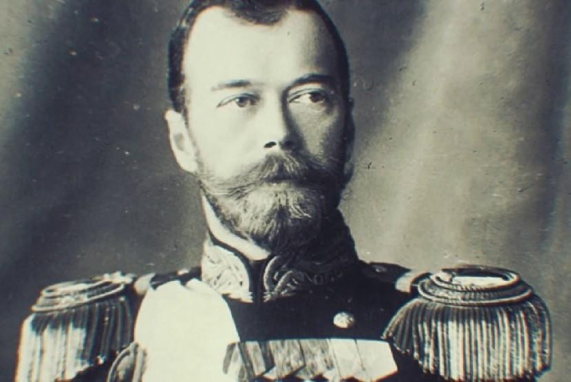 Tsar Nicolas II.