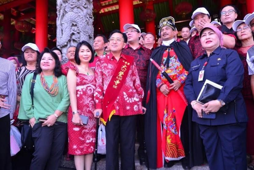Turis asing dari Fujian dan Cina Selatan bakal ikut meramaikan napak tilas Cheng Ho di Semarang.