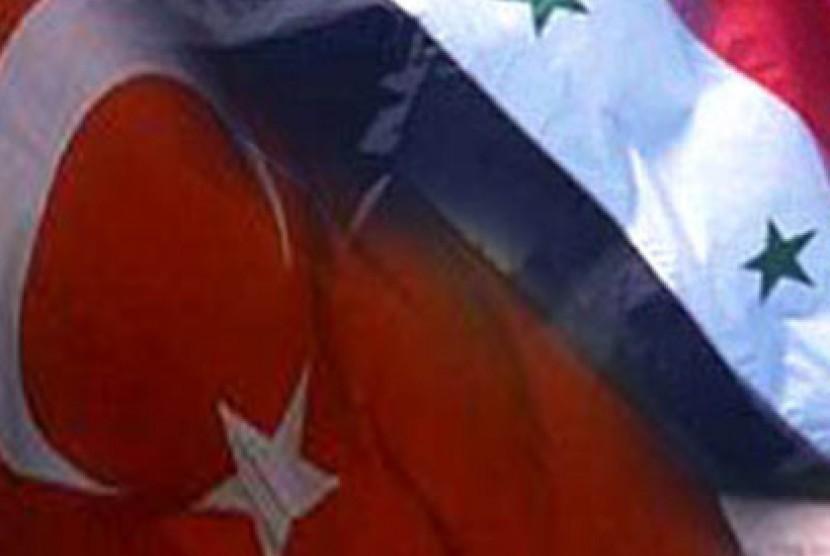 Turki-Suriah/ilustrasi