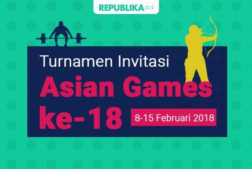 Turnamen Invitasi Asian Games ke-18