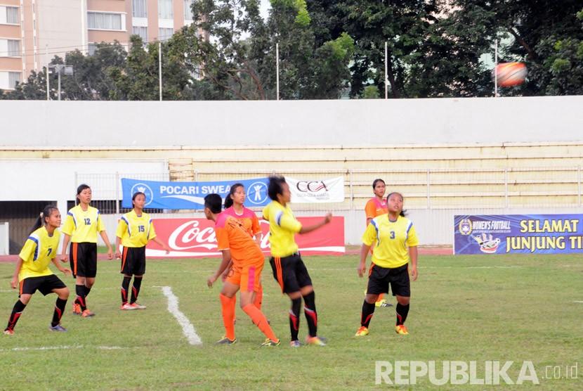 Sumsel Agendakan Uji Asian Games Sepak Bola Wanita