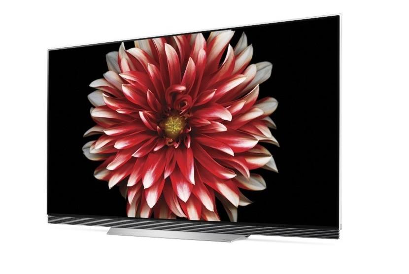 TV OLED produksi LG.