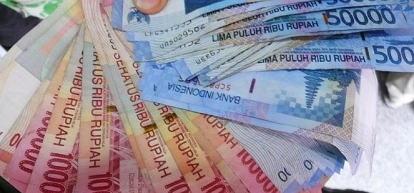 Uang (ilustrasi)