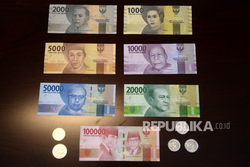 Uang Rupiah Palsu Emisi Terbaru Beredar di Bali