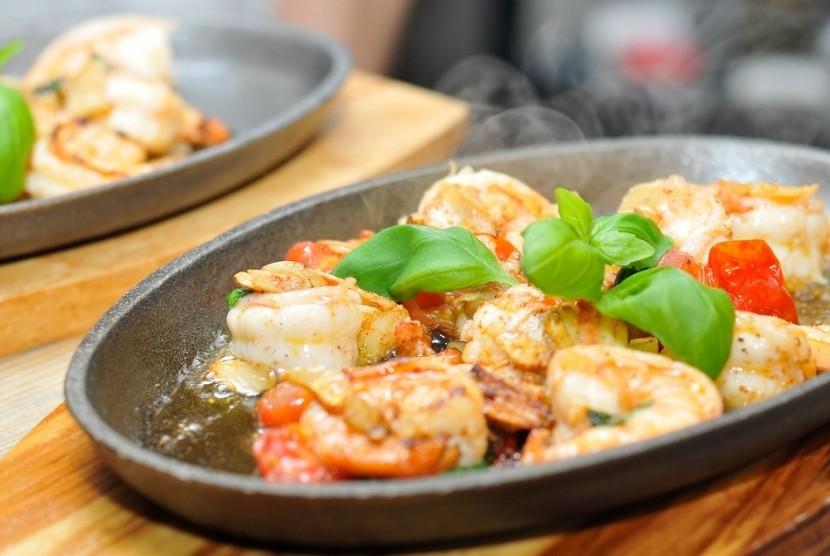 Swiss akan Larang Restoran Rebus Udang Hidup