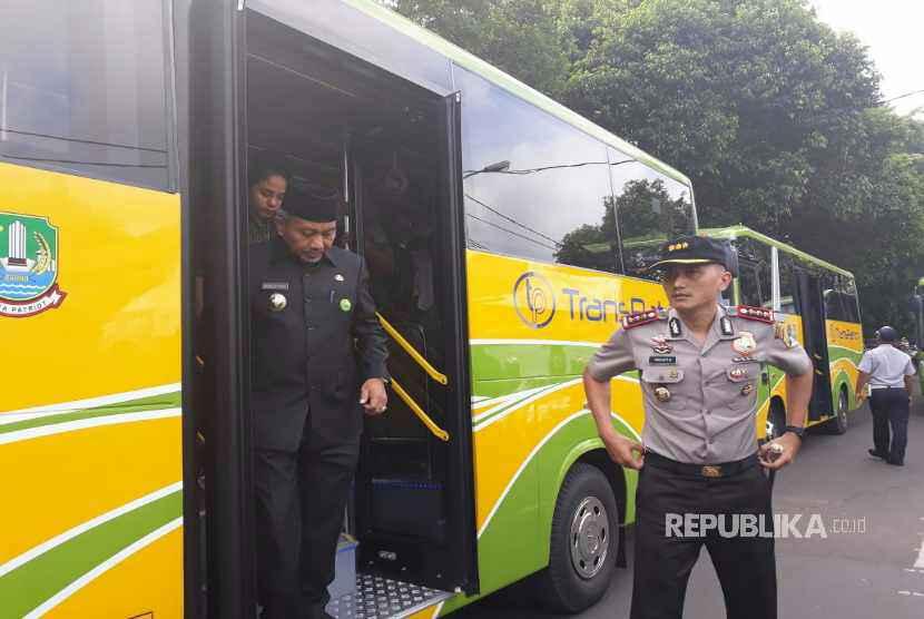 Segera Meluncur, Tarif Bus Transpatriot Disubsidi Rp 3.500