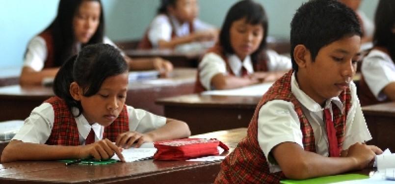 Ujian Nasional SD, 100 persen siswa Tengarang Selatan lulus