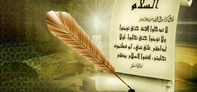 Ulama hadits (ilustrasi)