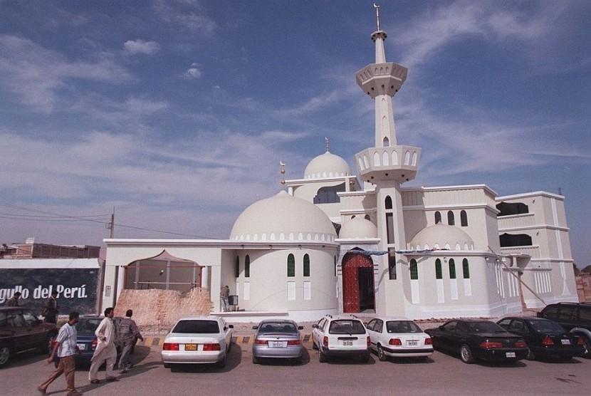 Umat Islam di Peru.