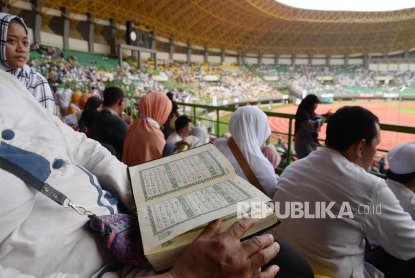 Hasil gambar untuk odoj gelar olimpiade pecinta qur'an di bekasi