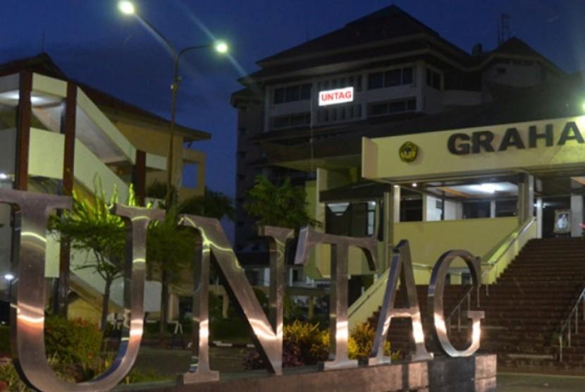Universitas 17 Agustus 1945 (Untag) Surabaya.