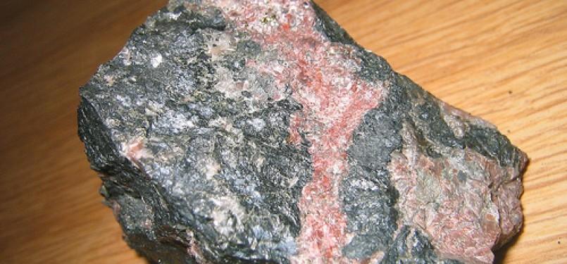 Uranium (ilustrasi).