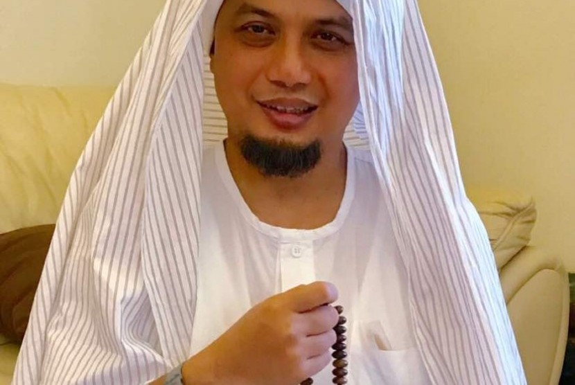 Ustadz Muhammad Arifin Ilham.