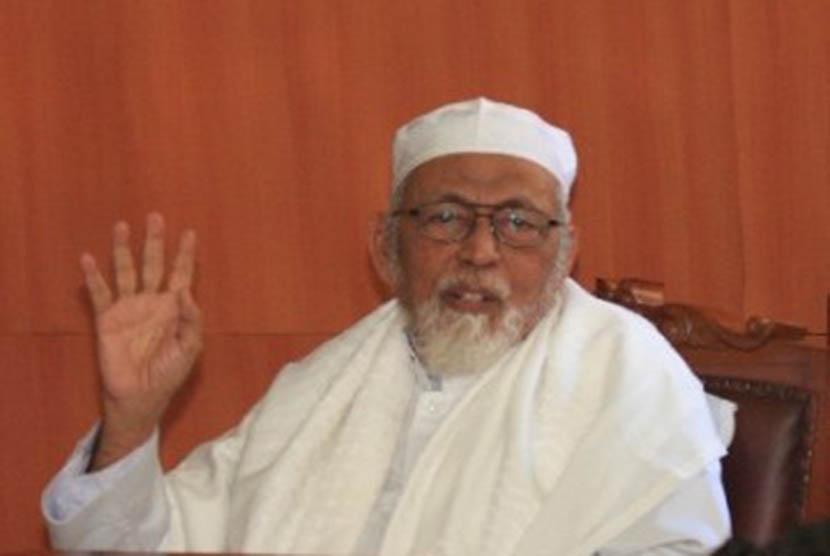 Ustaz Abu Bakar Baasyir