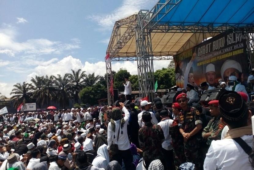Ceramah Habib Rizieq di Garut tak Ada di Jadwal