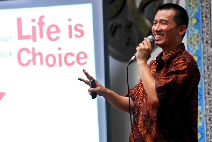 Felix Siauw: Lisan Ulama Lurus tak Disuka Penguasa 'Bengkok'