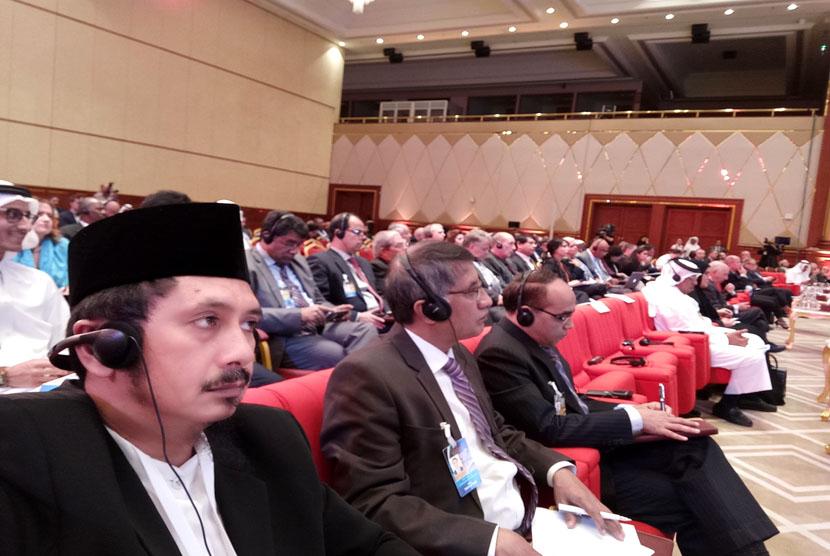 Di Forum Doha, Ustaz Zaitun Beberkan Masyarakat Madani di Sejarah Islam