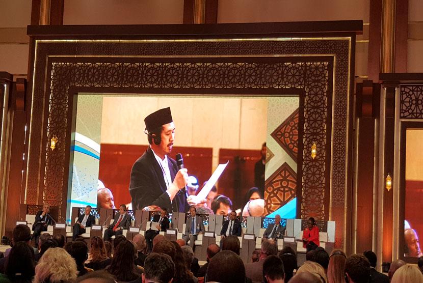 Di Forum Doha, Ustaz Zaitun: Mengapa ISIS tak Bisa Dilumpuhkan?