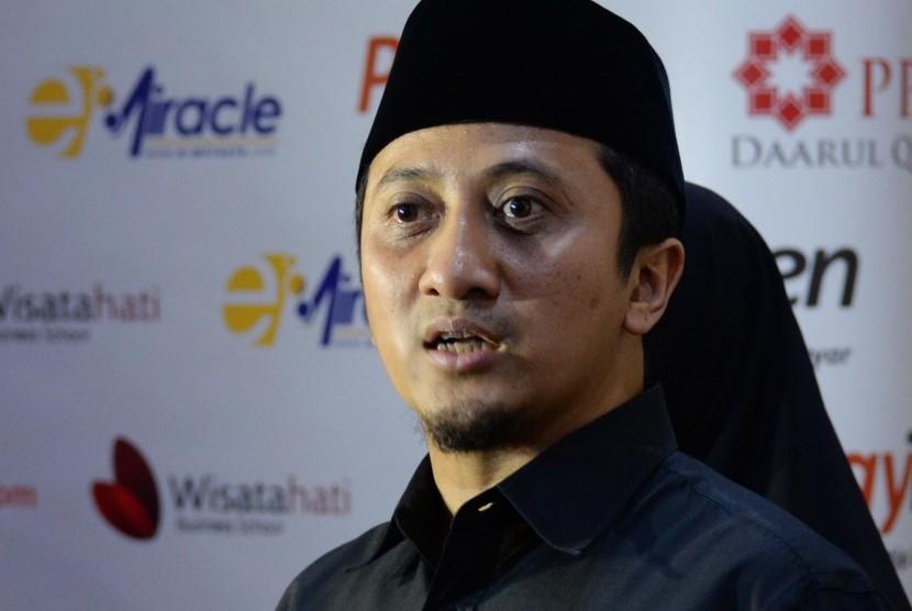 Ustaz Yusuf Mansur Buka Pesantren Khusus Guru Mengaji