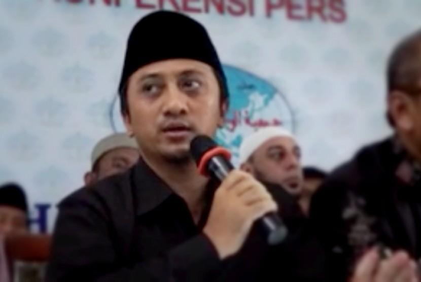 Ustad Yusuf Mansur Maju Jadi Cawagub DKI