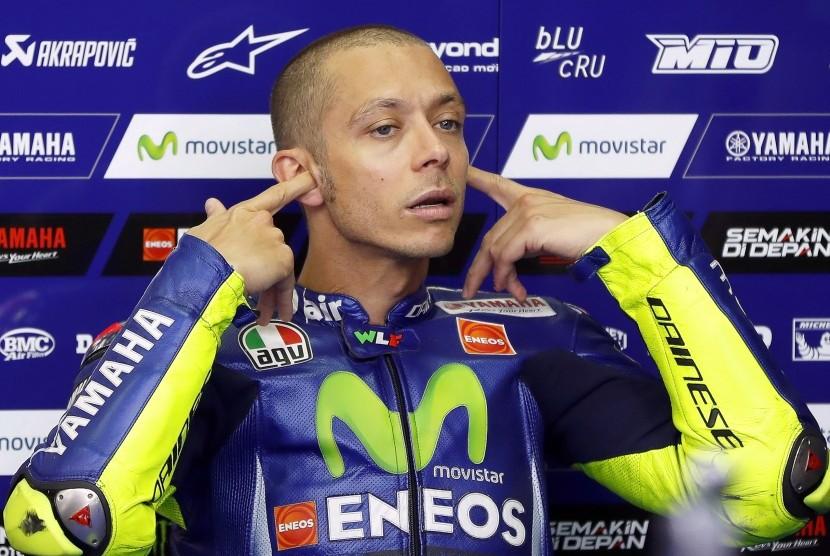 Valentino Rossi Juara MotoGP Belanda 2017