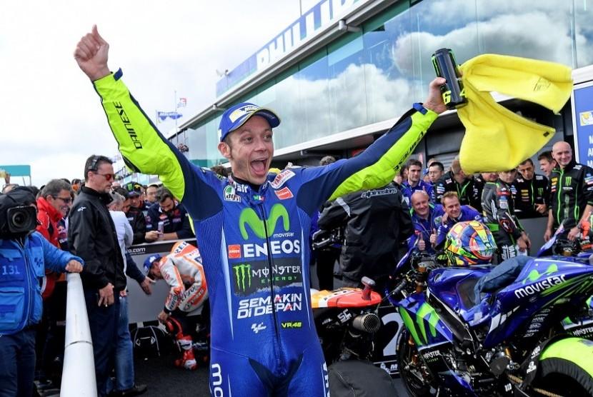 Rossi: MotoGP tanpa Saya Seperti Piala Dunia tanpa Italia