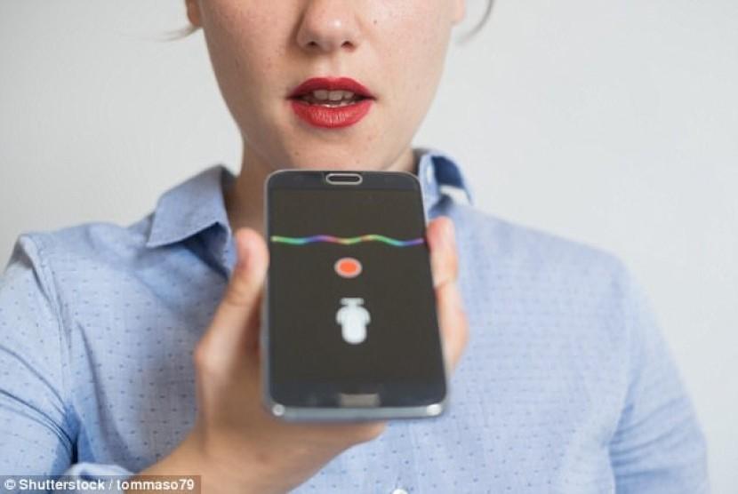 Voice Gesture Cara Amankan Ponsel dengan Pergerakan Mulut
