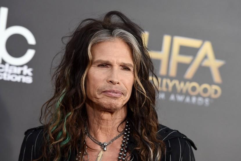 Vokalis Aerosmith, Steven Tyler