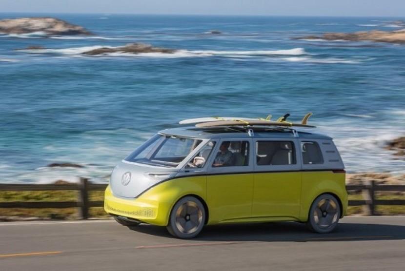 2022, VW Combi Diproduksi Ulang