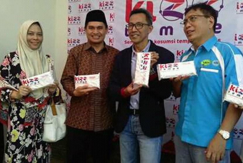 Wabup Bandung Resmikan Rumah Tempe Zanada
