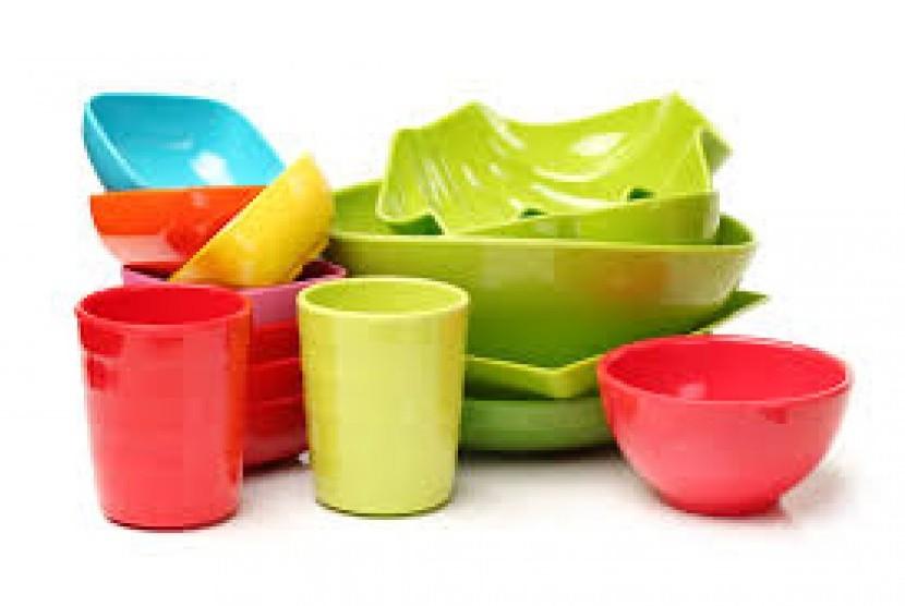 Styrofoam Aman Digunakan sebagai Wadah Makanan