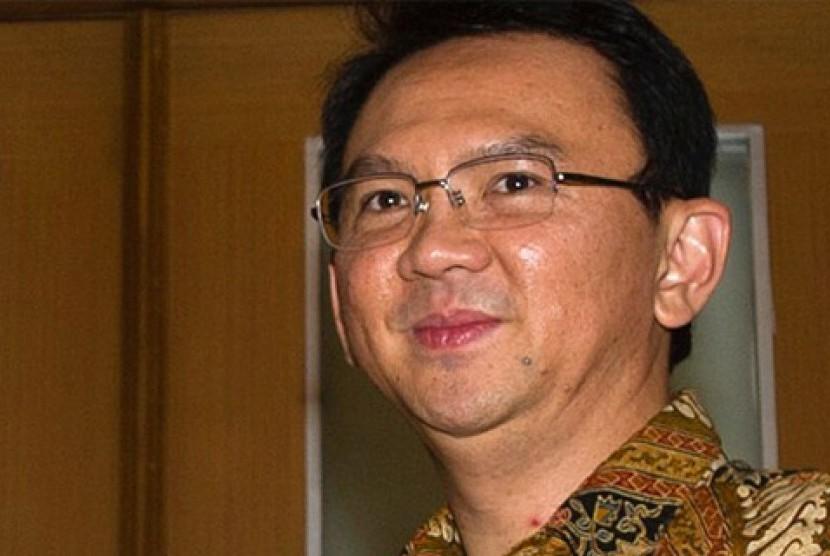 Wagub DKI Jakarta Ahok.