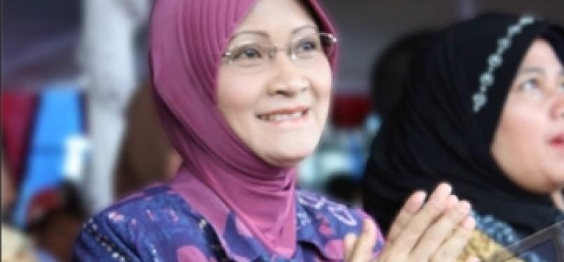 Wakil gubernur Jateng, Rustriningsih
