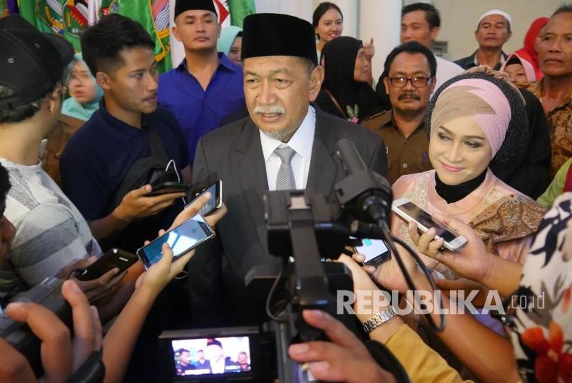 Wakil Gubernur Jawa Barat Deddy Mizwar