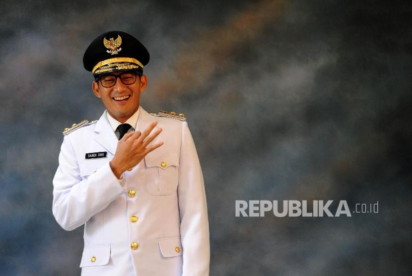 Wakil Gubernur Sandiaga Uno