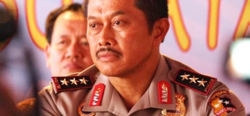 Wakil Kapolri, Komjen Polisi Nanan Soekarna