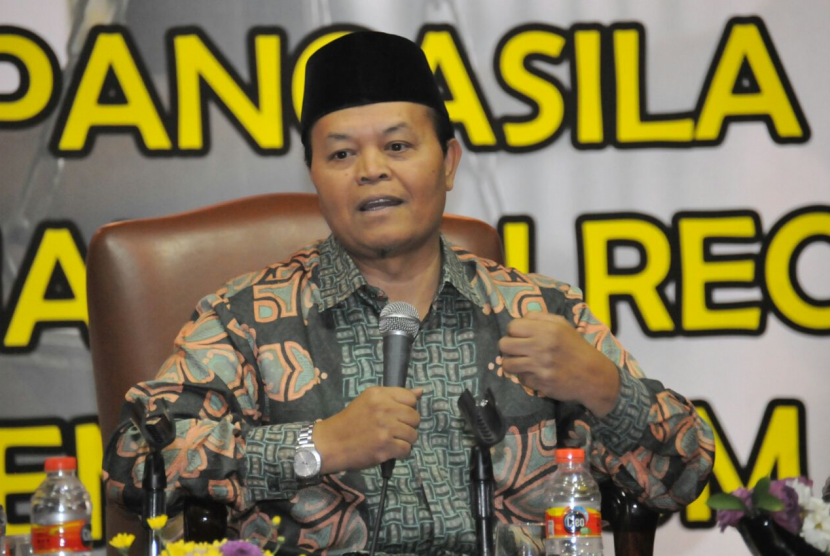 Wakil Katua Majelis Permusyawaratan Rakyat (MPR) Hidayat Nur Wahid (HNW).