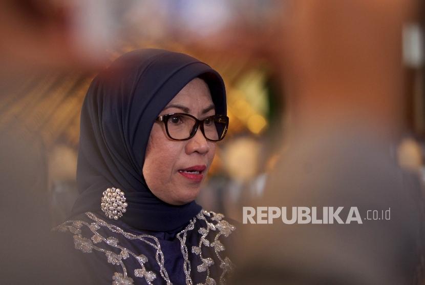 Wakil Ketua Dewan Komisioner Otoritas Jasa Keuangan, Nurhaida